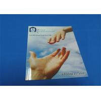 Buy cheap 4 Color / 2 Color Printing Saddle Stitched Book Glossy Lamination For Entertainment product
