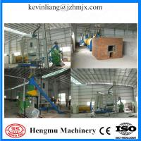 Buy cheap Dealership wanted high capacity wood pellet processing line with CE approved product