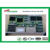 Buy cheap Electronics Components PCB Assembly Service BGA Assembly / Rework Capability product