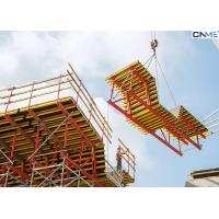 Buy cheap Customized Shape / Size Bridge Formwork Systems For Construction product