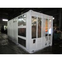 Buy cheap Outdoor 40Kw Water Cooled Diesel Generators Containerized Type product