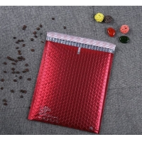 China Colored Coex Film Metallic Bubble Mailer Envelope on sale