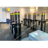 Buy cheap 304SS 316SS Hydraulic Retractable Bollards Traffic Road Safety Automatic product