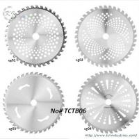 Buy cheap TCT Circular Saw Blade for Cutting Grass product