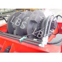 Buy cheap Building Crane Wire Rope Hydraulic Towing Winch With Lebus Groove product