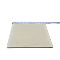 Buy cheap Round High Temperature Resistance Cordierite  Pizza Stone Perfect Crispy Crust Use product