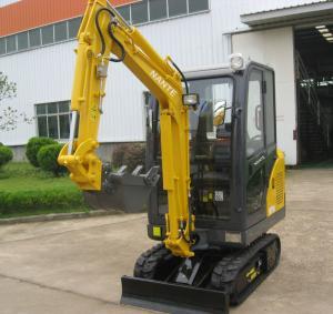 China mini Excavators For sale on sale