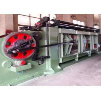 Buy cheap Three Twist Gabion Wire Netting Machine 4300mm Width , Spiral Coil Type product