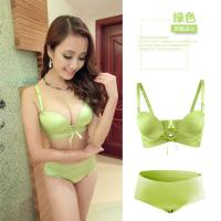 traditional cloth colorful Bra set with many colors and straps , less MOQ