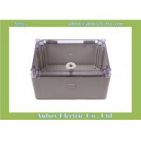 Buy cheap PC Clear Ip65 300x200x160mm Lockable Plastic Enclosures product