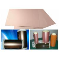 Buy cheap Single Side / Double Sided Copper Clad Board0.3oz - 3oz Copper Thickness product