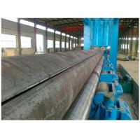 Buy cheap Min Diameter 610mm Hydraulic Shearing Machine Oil and Gas Transmission product
