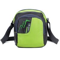 Buy cheap Unisex Promotional Nylon Cross Shoulder Travel Messenger Bags 17*5*15 cm product