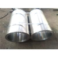 Buy cheap Forged Pipe metal sleeves S235JRG2 1.0038 EN10250-2:1999 for Steam Turbine Guider Ring product
