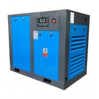 Direct connection Water cooling Rotary Screw Air Compressor 2970 r / min Motor speed