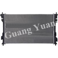 Quality DPI 13308 Ford Aluminum Radiator For EDGE FLEX Replacement 7T4Z8005A/B for sale