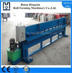Buy cheap 4 Meters Hydraulic Sheet Cutting Machine, Roof Hydraulic Shear Cutting Machine product