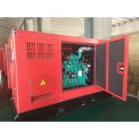 Buy cheap Diesel engine generator set|Cummins diesel engine generator set|64KW/80kva Cummins diesel generator  power by 6BT5.9-G2 product