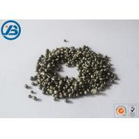 Buy cheap Light Weight 99.98% Pure Magnesium Particles Granules 3-8mm Dia product