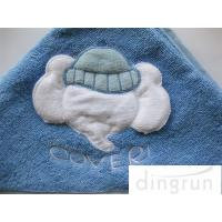 Buy cheap Animal Design Kids Bath Towel With Hood 100% Cotton Soft Touch AZO Free product
