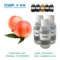 Buy cheap Concentrate Fruit Liquid Flavor/Juicy Peach Flavor used for Pg/Vg/ Nicotine Liquid product