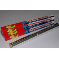 Buy cheap 60m BBQ Soft Silver Food Service Aluminum Foil Roll 18 Inch Width product