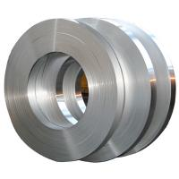 Buy cheap Excellent Thickness 0.1-2.0mm Aluminium Strips For Cable Using , Glass Spacer product