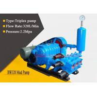 Buy cheap Single Acting Triplex Mud Pump for Geological Survey / Agricultural Irrigation product