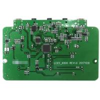 Quality 2 layers PCB, PCBA prototype service, one stop EMS PCB Assembly manufacturer for Audio products for sale