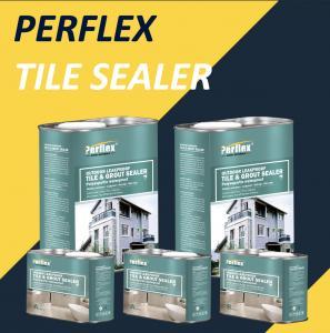 Buy cheap Waterproof Outdoor Tile Sealer Leakproof Restoration Ultra Clear Anti Slip product