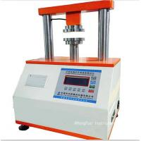 Buy cheap Microcomputer Edgewise Crush Resistance Tester For Carton And Cardboard product