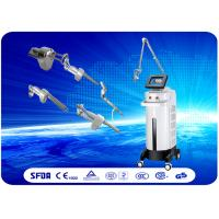 Buy cheap 8.4'' Color Screen RF Fractional Laser Equipment For Skin Rejuvenation / Vaginal Tightening product