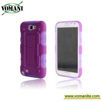 Buy cheap PC hard case for Samsung Galaxy S3 N7100,PC+ silicone product
