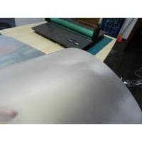 Buy cheap Wholesale Thin Clear PET 100 lpi 3D Lenticular Foil Lens Sheets plastic 3d film matericls for 3d lenticular painting product