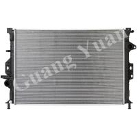 Buy cheap Water Cooled Cross Flow Aluminium Ford Focus Radiator ST L4 2.0L DPI 13352 product