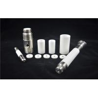 Buy cheap High Purity Zirconia Ceramic Sleeve Non Magnetic For Water Jet Machine product