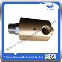 Buy cheap Copper joint, hydraulic rotary joint, high speed rotary union,water swivel joint product