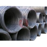 China factory hot rolled steel wire rod in coils on sale