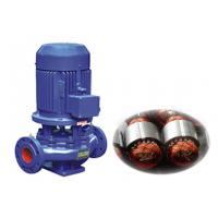 Buy cheap Detachable Vertical Split Case Centrifugal Pump Single Stage Hot Water Transfer product
