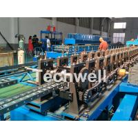 Buy cheap Cold Rolling Forming Machine Cable Tray Manufacturing Machine Iron Casting Forming Structure product