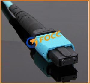 Buy cheap Multifiber Termination MPO UPC MTP 12F Polish Fiber Optic Cable Connectors product
