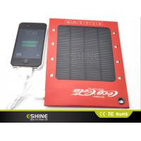 Buy cheap Portable Paper Ad Solar Panel Charger, Solar Ad Charger For Samsung S4 & New iPhone product