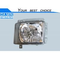 Buy cheap 8981995690 ISUZU Body Parts Truck Headlamps ASM For EXZ / CYZ White Color product