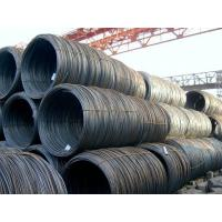 Buy cheap GB / T 701 / Q235A / Q235B / Q235C Wire Rod of long Mild Steel Products / Product product