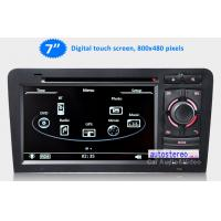 China Audi A3 S3 Car Radio Sat Nav Navigation Headunit Radio Multimedia wholesale