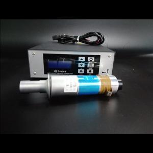 China High Power Ultrasonic Welding Machine Vibration Generator For 20khz Plastic Welding Power Supply on sale