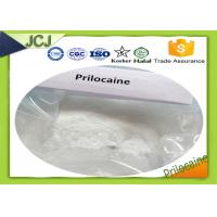 Buy cheap Local Anesthetic Drugs Prilocaine Anti - Pain CAS 721-50-6 Topical Anesthetic Agents product