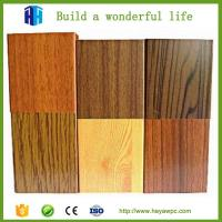 Cheapest Pvc Wood Plastic Exterior Wall Cladding Material Tiles In Bangalore 108003002