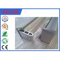 Buy cheap 1640 X 992 MM 250W Aluminum Solar Panel Frame Profile with 4 Hollow Corner Keys product