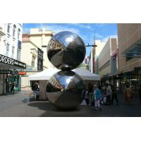 Events And Christmas Decoration Mirrored Inflatable Ball